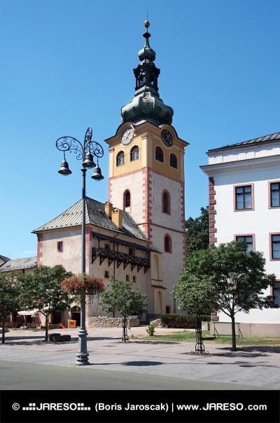 Mestský hrad v Banskej Bystrici, Slovensko