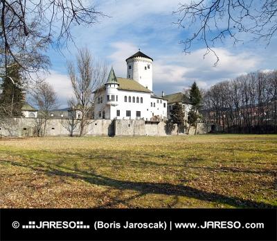 Hrad Budatín pri Žiline na Slovensku