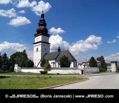 Kostol svätého Matúša v Partizánskej Ľupči