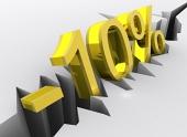 Koncept 10 percentnej zľavy